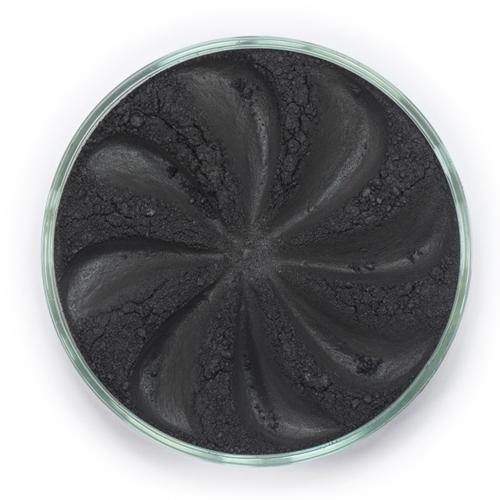 Мерцающие минеральные тени twinkle (черный оттенок) (ERA  Minerals)