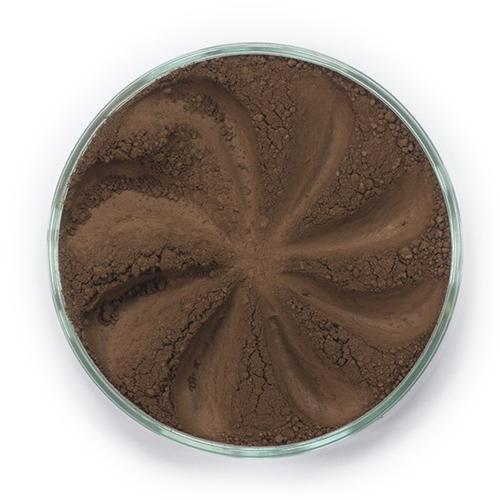 Мерцающие минеральные тени twinkle (оттенок темный шоколад) (ERA  Minerals)