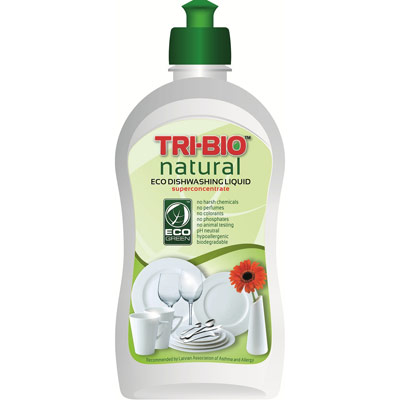 Биосредство для мытья посуды tri-bio