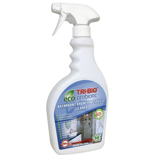 Биосредство для ванных комнат и туалетов tri-bio