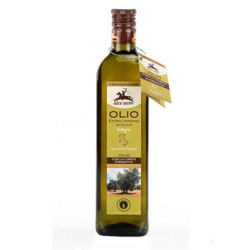 Масло оливковое extra vergine di oliva, alce nero