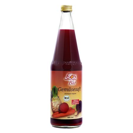 Сок овощной eos bio
