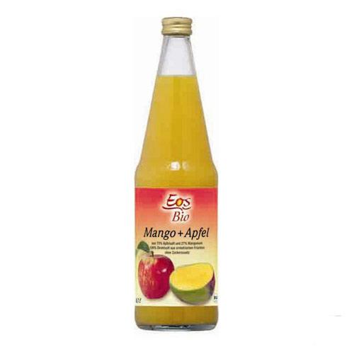 Сок яблочно-манговый eos bio