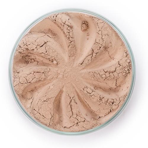 Матирующая минеральная основа для жирной кожи flawless (оттенок чайная роза) era minerals
