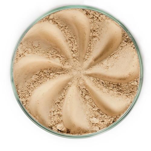 Матирующая минеральная основа для жирной кожи flawless (оттенок светло-бежевый) era minerals