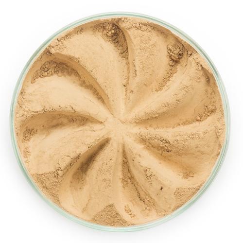 Матирующая минеральная основа для жирной кожи flawless (оттенок золотисто-бежевый) era minerals