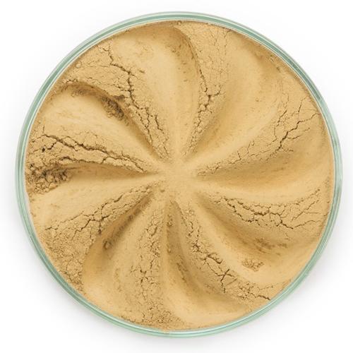 Матирующая минеральная основа для жирной кожи flawless (оттенок темно-песочный) era minerals era minerals основа тональная минеральная 236 mineral foundation velvet 7 г