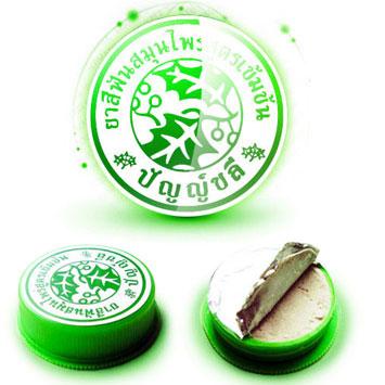 Органическая лечебная травяная зубная паста punchalee point cosmetics