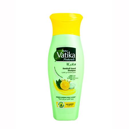 Шампунь от перхоти vatika dandruff control naturally clean dabur (Dabur)