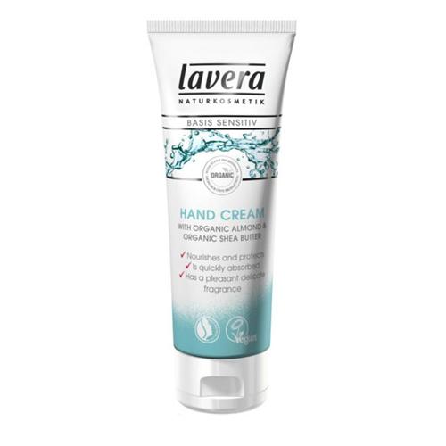 Био крем для рук lavera био лосьон для тела увлажняющий basis sensitiv lavera