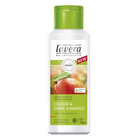 Шампунь для окрашенных волос lavera 3642