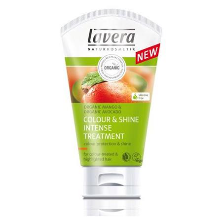 Био-маска для волос «сияние цвета» lavera 3745