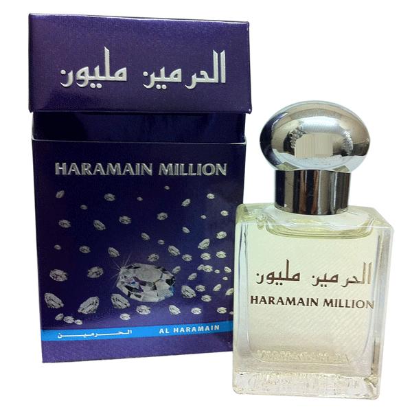 �������� ���� haramain million / �������� �������,15 �� (Al Haramain Perfumes LLC)