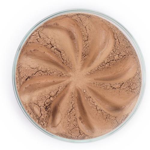 Минеральная тональная основа versatile, для всех типов кожи. легкое сияние (оттенок светлая бронза) era minerals (ERA  Minerals)