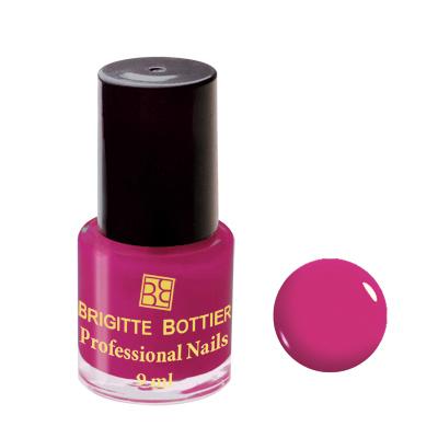 Лак для ногтей (оттенок 05, фуксия) professional nails brigitte bottier