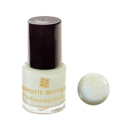 Лак для ногтей (оттенок 12, жемчужно-голубой перламутр) professional nails brigitte bottier