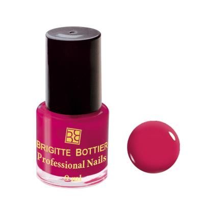 Лак для ногтей (оттенок 16, темно-малиновый) professional nails brigitte bottier