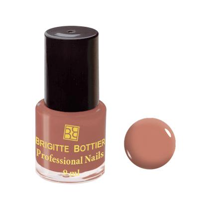Лак для ногтей (оттенок 19, бежево-розовый) professional nails brigitte bottier