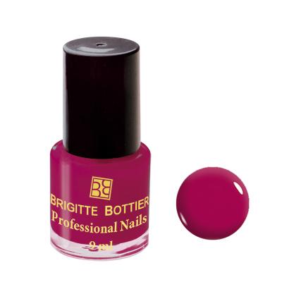 Лак для ногтей (оттенок 20, тёмно-лиловый) professional nails brigitte bottier