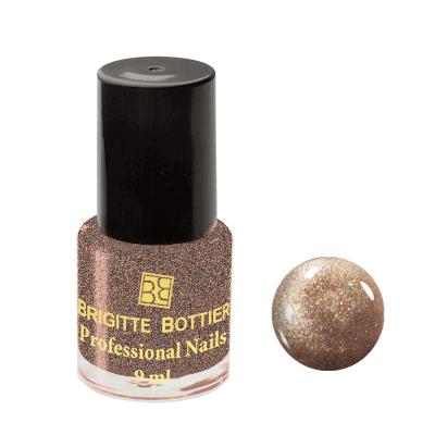 Лак для ногтей (оттенок 30, дымчато-стальной перламутр) professional nails brigitte bottier