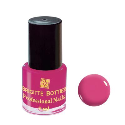 Лак для ногтей (оттенок 48, насыщенно-розовый) professional nails brigitte bottier