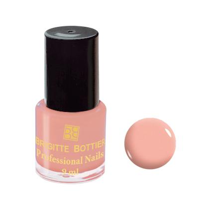 Лак для ногтей (оттенок 53, персиковый) professional nails brigitte bottier