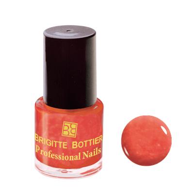 Лак для ногтей (оттенок 58, кораловый перламутр) professional nails brigitte bottier