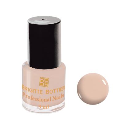 Лак для ногтей (оттенок 63, бледно-розовый) professional nails brigitte bottier