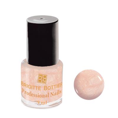 Лак для ногтей (оттенок 65, атласно-розовый перламутр) professional nails brigitte bottier