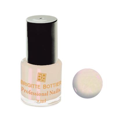 Лак для ногтей (оттенок 69, жемчужно-кремовый перламутр) professional nails brigitte bottier