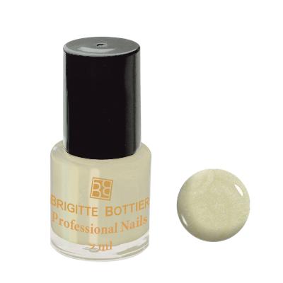 Лак для ногтей (оттенок 70, золотисто-жемчужный перламутр) professional nails brigitte bottier