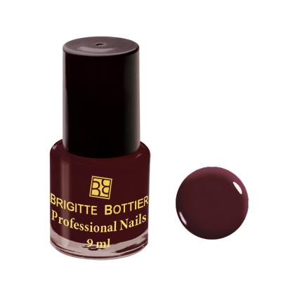 Лак для ногтей (оттенок 72, шоколадный) professional nails brigitte bottier