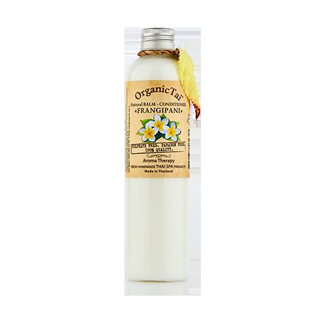 цена на Натуральный бальзам-кондиционер «франжипани» organic tai