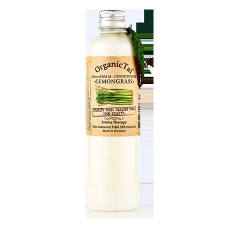 Натуральный бальзам-кондиционер «лемонграсс» organic tai organic tai масло для тела и аромамассажа лемонграсс жожоба и персик 260мл