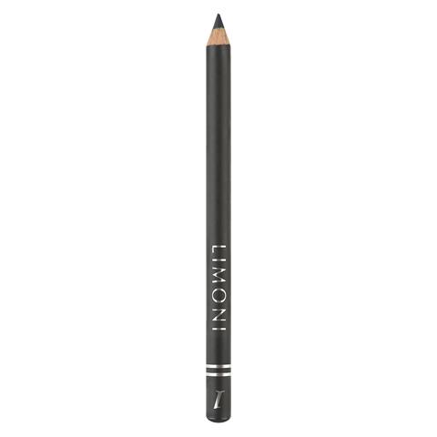Карандаш для век precision eyeliner pencil (тон 01) limoni (Limoni)