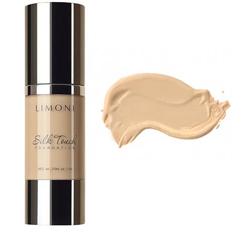 Тональный крем silk touch (тон 01) limoni (Limoni)
