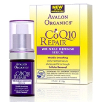 "Сыворотка для кожи лица с CoQ10 ""Wrinkle Defense Serum"" Avalon Organics"