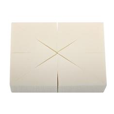 Спонжи треугольные в блоке, 8 штук limoni от DeoShop.ru