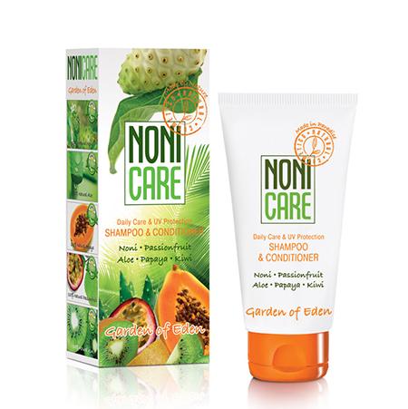 Увлажняющий шампунь-кондиционер shampoo & conditioner nonicare
