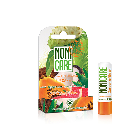 Бальзам для губ с уф-фильтром lip care nonicare