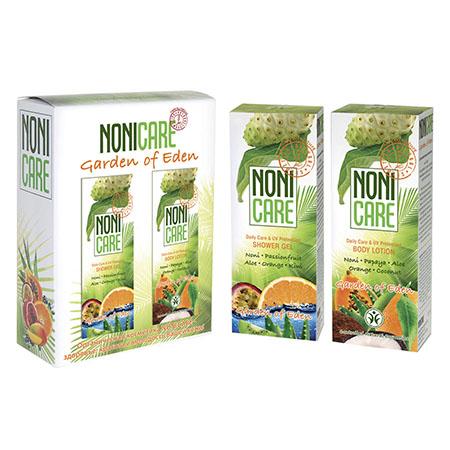 Косметический набор garden of eden nonicare моторное масло motul garden 4t 10w 30 2 л