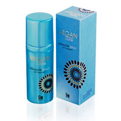 Питающее масло для волос miracle elixir oil treatment. sim sensitive (Sim Sensitive)