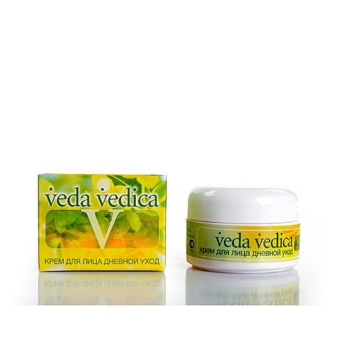 Крем для лица «дневной уход» veda vedica крем для ног разогревающий и расслабляющий veda vedica