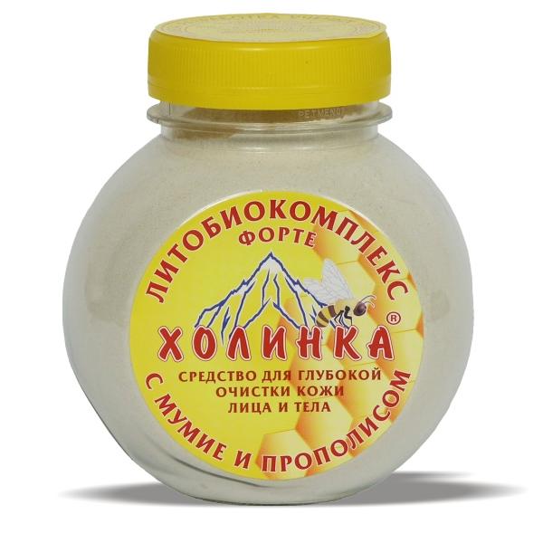 Литобиокомплекс  «холинка» форте, с повышенным содержанием мумие и прополиса, 10 гр