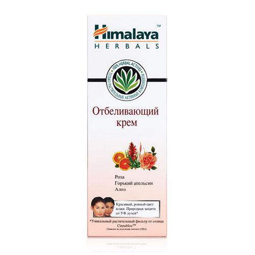 Отбеливающий крем himalaya herbals