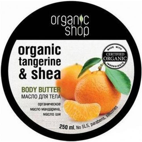 Масло для тела «севильский мандарин» organic shop (Organic Shop)