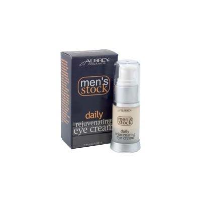 Мужской увлажняющий крем для кожи вокруг глаз aubrey organics
