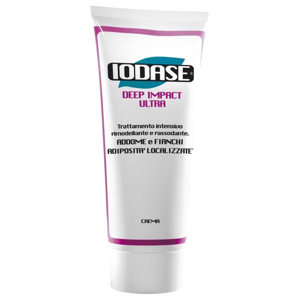 Крем для тела iodase deep impact ultra natural project