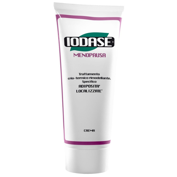 Крем для тела iodase menopausa natural project