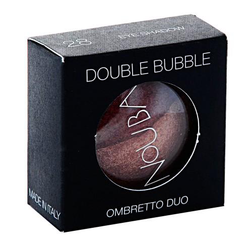 Тени двойные для век double bubble (тон №28), nouba (Nouba)